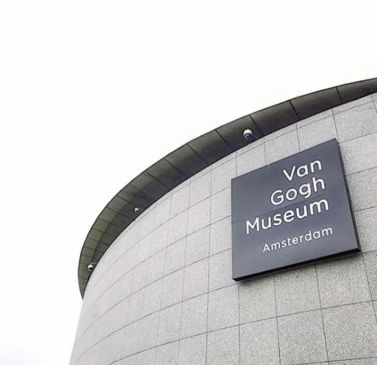 Van Gogh Museum di Amsterdam