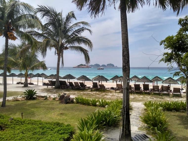 Pulau Redang, Destinasi Wisata Terbaik di Negeri Jiran Malaysia