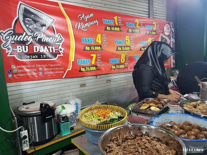 Yogyakarta, Selain Gudeg...