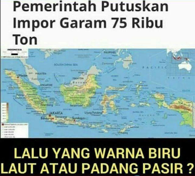 Overdose Pencitraan Jokowi dan Kegagalan Masif
