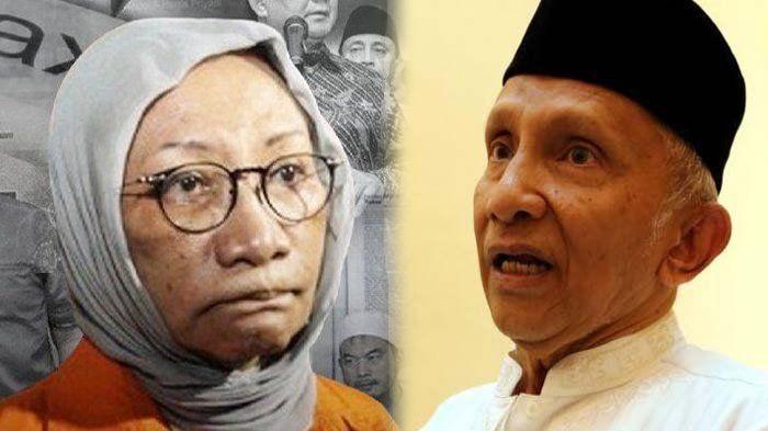 Siapa yang Sampah Politik, Ratna Sarumpaet atau Amien Rais?