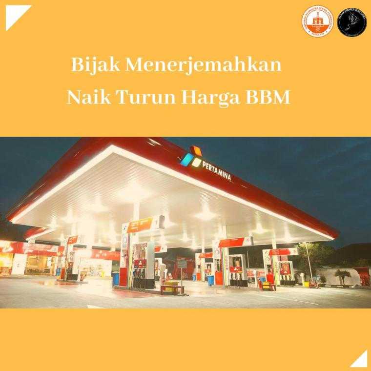 Bijak Menerjemahkan Naik Turun Harga BBM