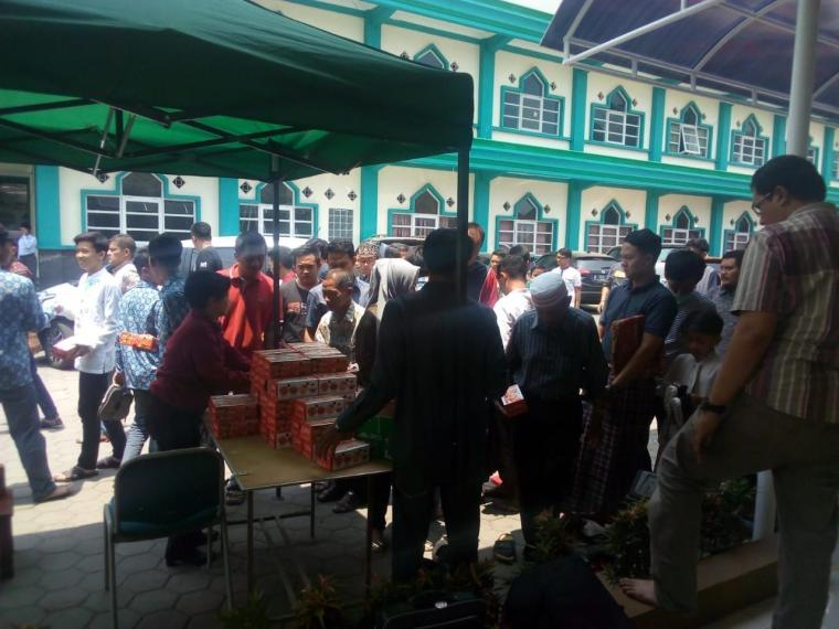 Pergunu dan LTNU Selenggarakan Pemberdayaan Masjid