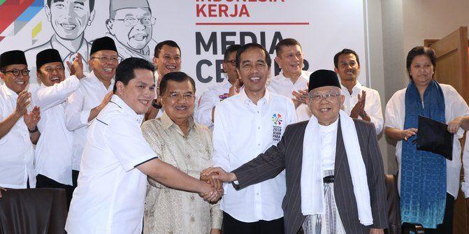 Counter Attack, Titik Lemah Tim Kampanye Jokowi-Ma'ruf