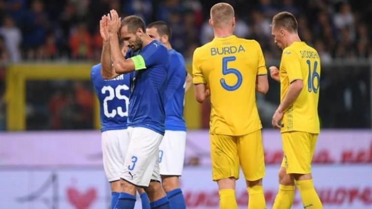 Mengkhawatirkannya Italia Jelang Euro 2020