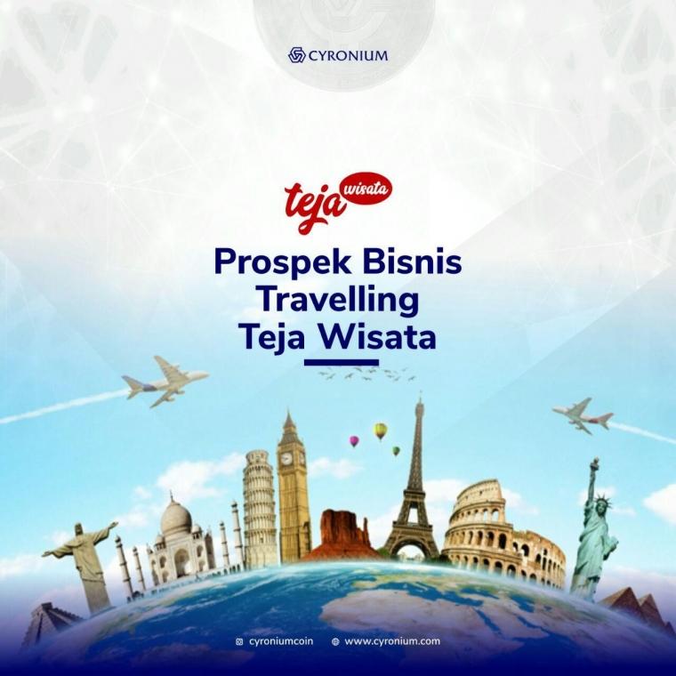 Prospek Bisnis Travelling Teja Wisata