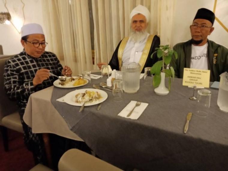 Juliantono Hadi, Meniti Jalan Sufi Menuju Tanah Suci