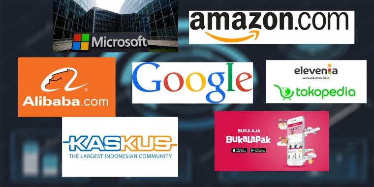Ranking Negara dengan Pengguna Internet Terbanyak Dunia