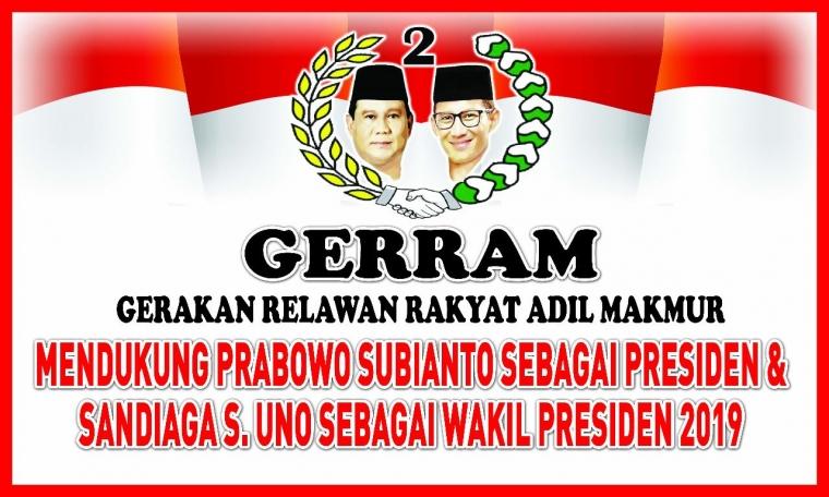 Heboh Giliran Purnawirawan Polri Bentuk GERRAM Dukung Prabowo-Sandi
