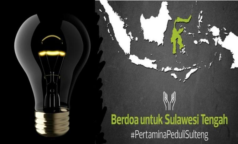 Cerita Pertamina Mengembalikan Sulawesi Tengah dari Kegelapan