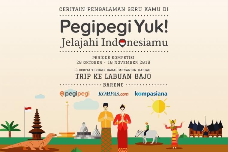 Ceritakan Momen Serumu Jelajah Indonesia dan Menangkan Trip ke Labuan Bajo!
