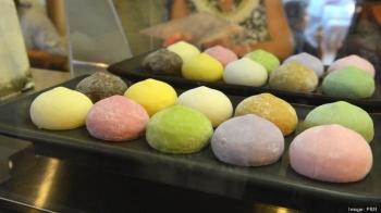Resep Dan Cara Membuat Mochi Ice Cream Es Krim Khas Jepang