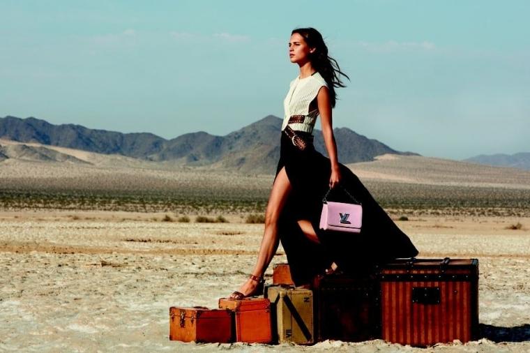 Menembus Lorong Waktu bersama Louis Vuitton