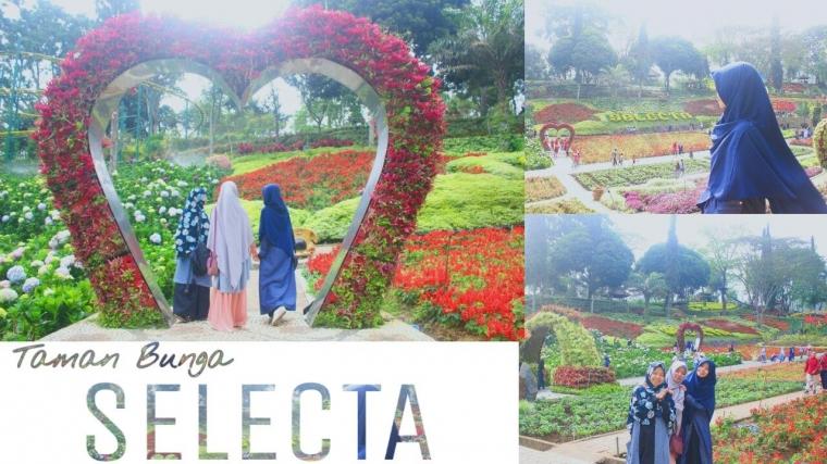 Taman Bunga Selecta , Malang