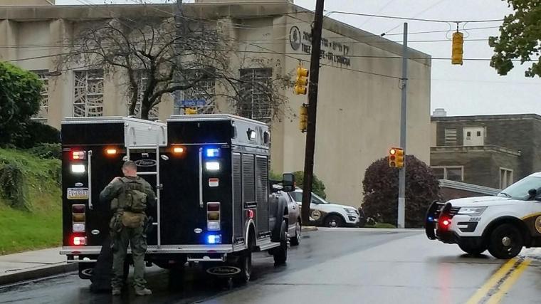 Mengapa Serangan di Sinagoga Pittsburgh Bukan Aksi Terorisme?