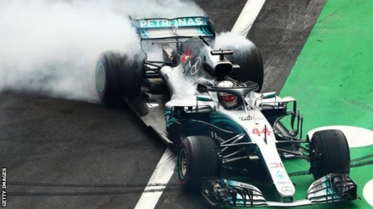 Misi Hamilton Memecahkan Rekor Schumacher