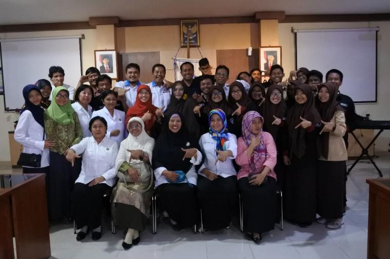 Filantropi ala Alumni SMAN 7 Yogyakarta