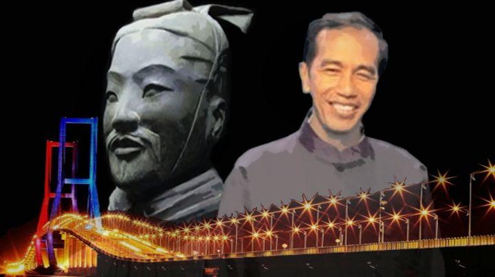 Suramadu, Strategi Perang Sun Tzu Jokowi