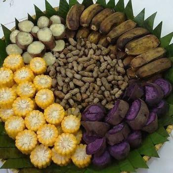 Meski Hanya Direbus Makanan Ala Desa Ini Cocok Untuk Teman Ngopi