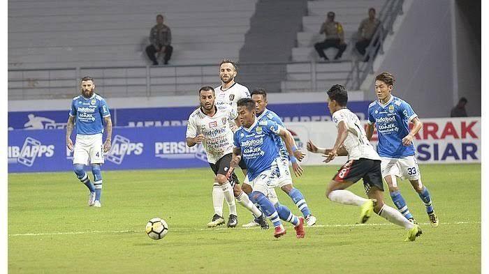 Persib Bandung Mengakhiri Kemarau Kemenangan
