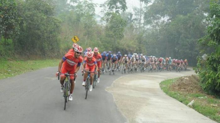 Resmi Digelar, Tour de Singkarak 2018  Rutenya Semakin Menantang