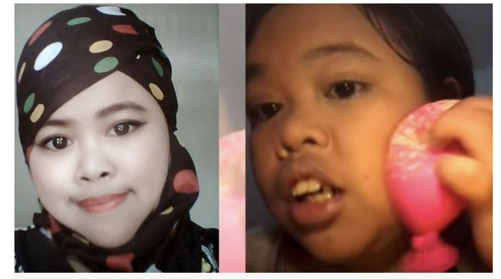 "Beauty Vlogger Ini Ramaikan ""25k Makeup Challenge"" ala Kekeyi"