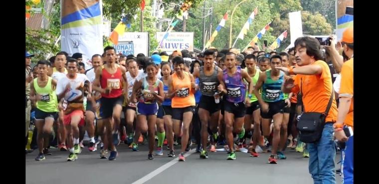 Keren Nih, Olahraga Sambil Wisata Sejarah di Ambarawa