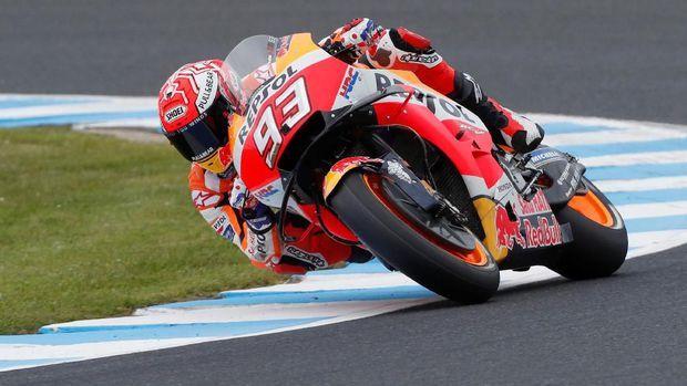 Memahami Kekesalan Marquez pada Awak Media di MotoGP Sepang
