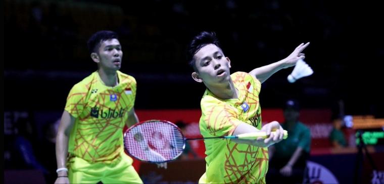 Pemain Top Bulu Tangkis Indonesia Bertumbangan di Fuzhou Open 2018