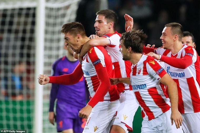 """Terwujudnya Skenario """"Pertarungan Segiempat"""" Grup Neraka Liga Champions"""