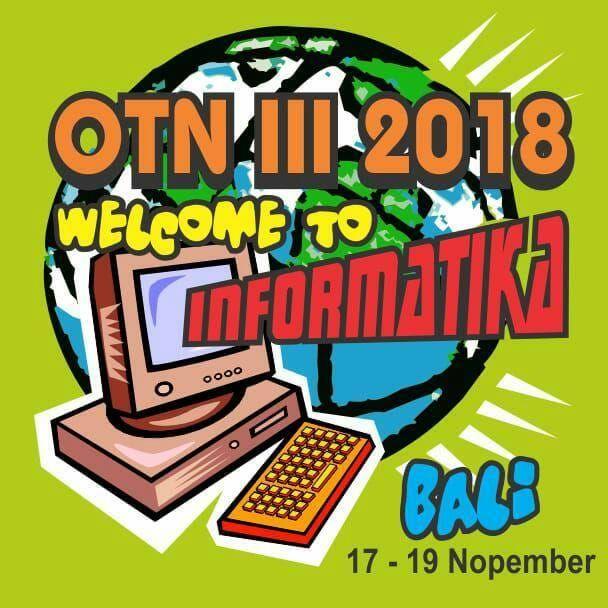 Daftar Peserta Lomba OTN dan Semnas di Hotel Mahajaya Bali