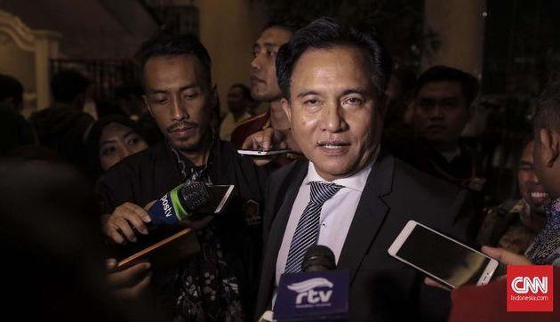 Yusril di Kubu Jokowi-Ma'ruf Amin, karena Sinergis dan Dihargai