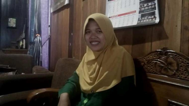 Widi Utami, Blogger dan Kompasianer Tuna Rungu Asal Salatiga