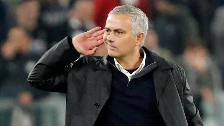 "Ekspresi Jose Mourinho Hanyalah Gambaran Lagu ""L'allenatore"""