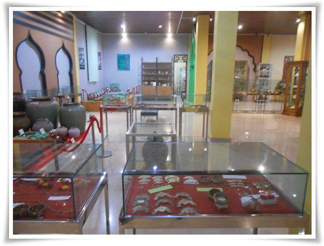 Ada Museum di Tengah Laut, Namanya Museum Linggam Cahaya