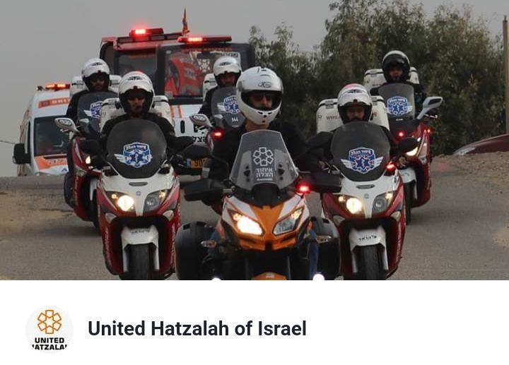 """""""United Hatzalah of Israel"""", Pahlawan bagi Pasien dalam Kondisi Darurat"""