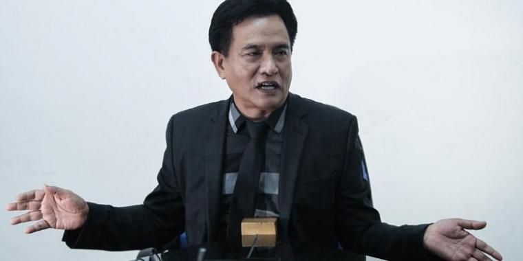 Mengintip Manuver Yusril Merapat ke Jokowi