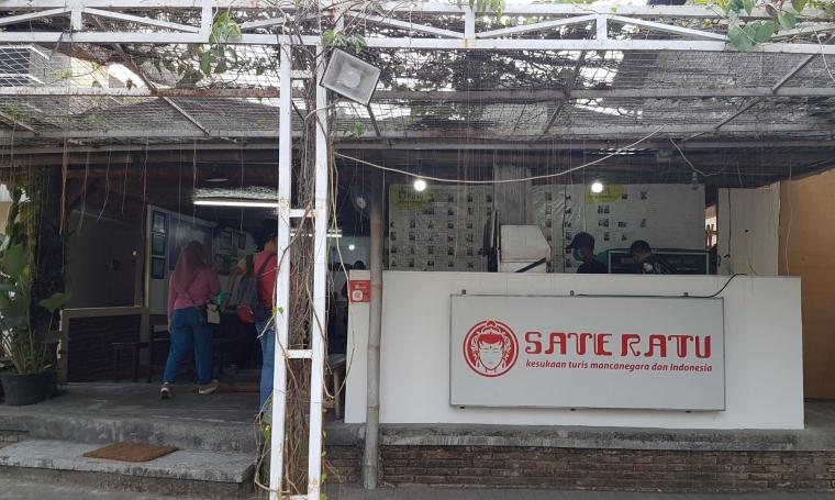 Icip-icip Menu Baru Rasa Lama di Sate Ratu Yogyakarta