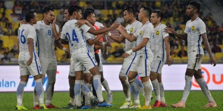 Piala AFF, Malaysia Raih Kemenangan pada Laga Perdana