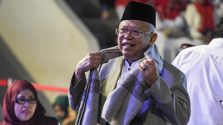 Sepak Bola, KH Ma'ruf Amin dan Harapannya untuk Timnas Garuda