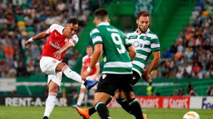 Imbang Kontra Sporting Lisbon, Arsenal Lolos ke 32 Besar