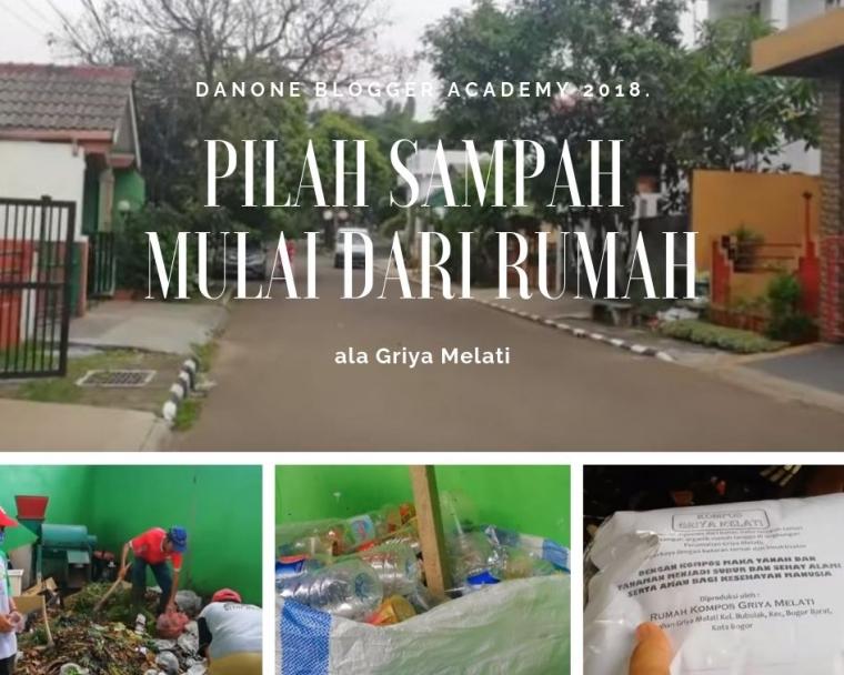 Pilah Sampah Mulai dari Rumah ala Griya Melati