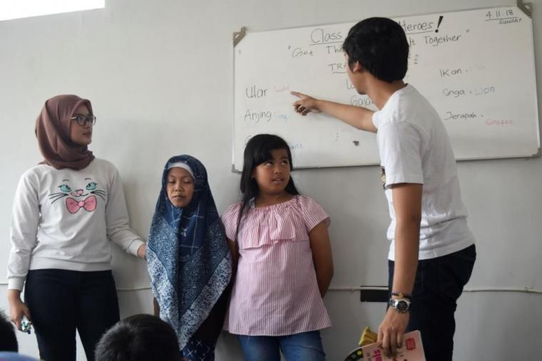 ProLabs, Bermain Sarana Menghilangkan Momok Belajar pada Anak
