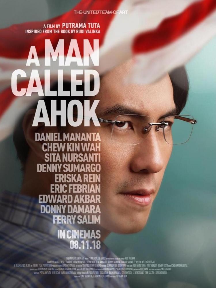 """Benarkah """"A  Man Called Ahok"""" Berkaitan dengan Kontestasi Politik?"""
