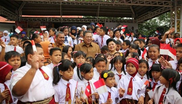 Potret Buram Pendidikan dan Upaya SBY Cegah Anak Putus Sekolah