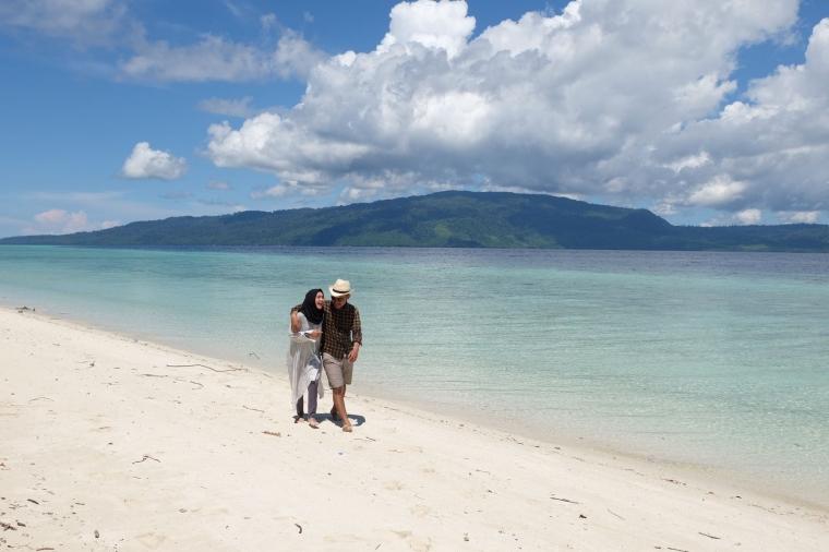 Pegipegiyuk ke Pulau Kaniungan, Surga Baru di Tanah Borneo