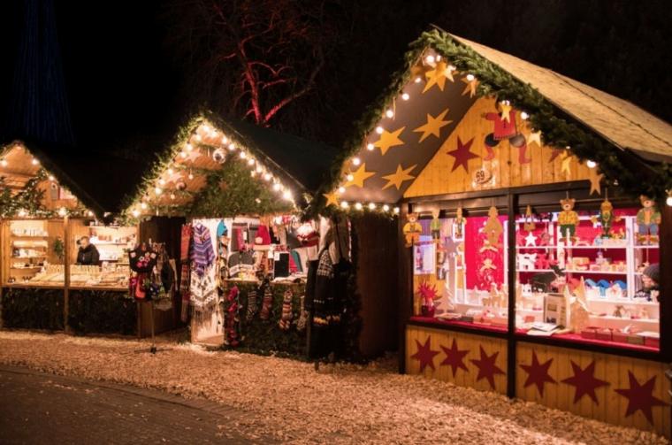 Liburan Natal dan Tahun Baru di Paris