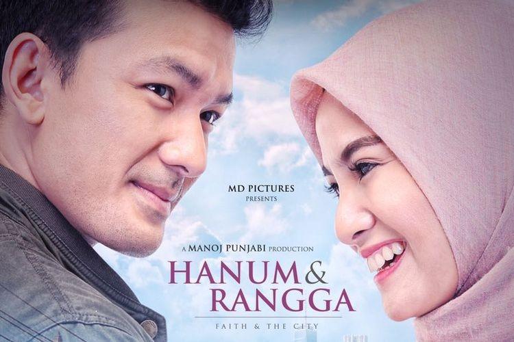 """""""Hanum dan Rangga"""", Drama Romantis dan Kritik Media Abad 21"""
