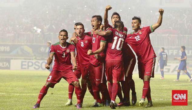 Timnas Indonesia Bermain Gemilang dan Layak Dapat Bintang