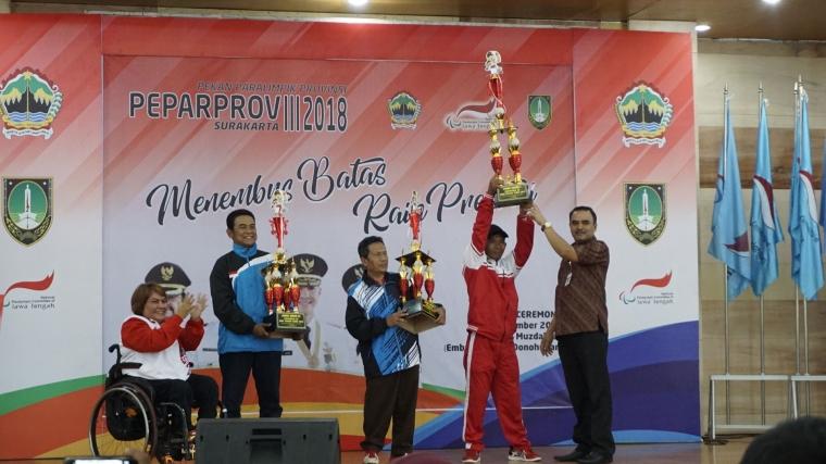 Surakarta Borong 39 Emas di Peparprov 2018